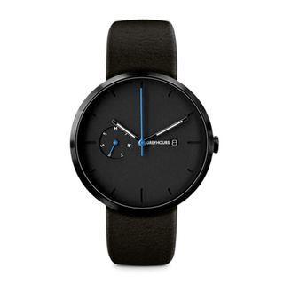[Minimalist] Greyhours Essential Black