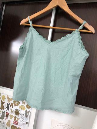 🚚 Mint Spag TOP blouse