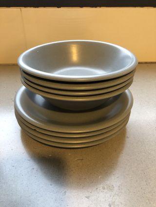 🚚 Ikea Bowls + plates