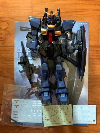 MG 1/100 Gundam RX-178 Titans HD Colour