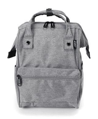 Anello heat-regulation polyester mouthpiece backpack - Gray