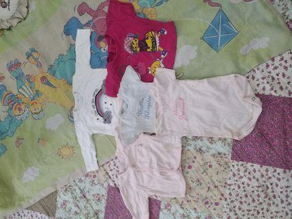 Combo Baby Girl Cloth 3M-6M