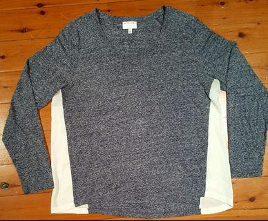 Witchery Womens Blouse Top Long Sleeve Size XL.