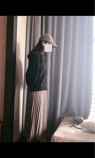 🚚 百摺長裙