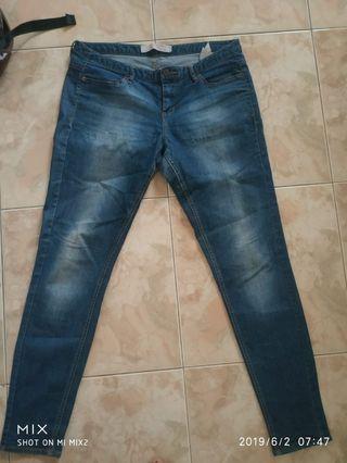 #mauthr Giordano Jeans
