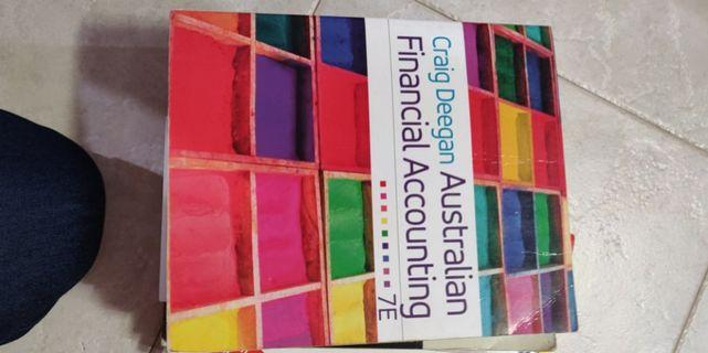 🚚 Financial accounting textbook