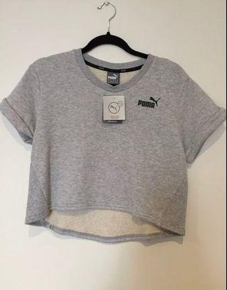 Puma crop brand new with tags size M