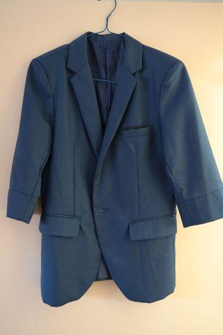 Blue Blazer mint