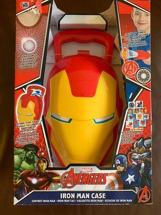 🚚 Iron Man Case