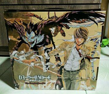 Death Note Manga Complete Box Set