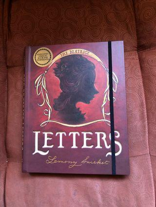 Series of Unfortunate Events: The Beatrice Letters