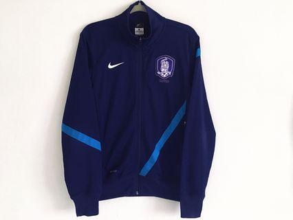 2012-13 Nike South Korea Knit Jacket Player Issued