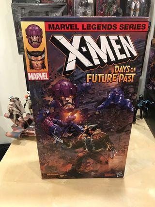 Marvel Legends X-men Days of Future Past