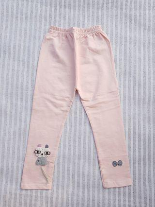 Legging cat and bow