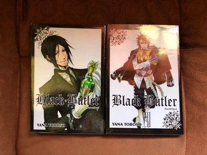 Black Butler 5 & 7 (Chuang Yi Edition)