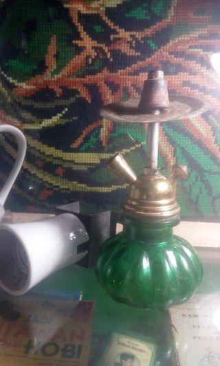 Botol sisha antik