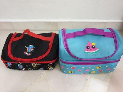 🚚 Smiggles Lunch Boxes
