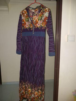 4 pieces Pre loved Long Dress