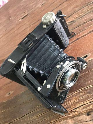 🚚 Vintage Franka ROLFIX JRFolding camera ( 1951)