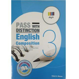 Pass with Distinction English Composition BOOK