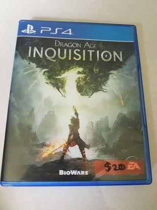 🚚 Dragon Age Inquisition