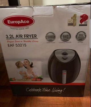 🚚 Europace Air Fryer