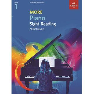 MORE PIANO SIGHT-READING ABRSM GRADE 1
