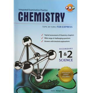 Sec 1 & 2 Chemistry IP and Express