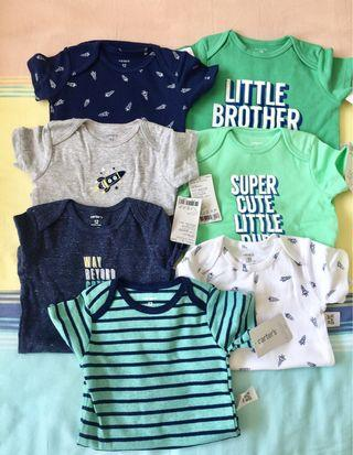 🚚 Carters Baby Rompers