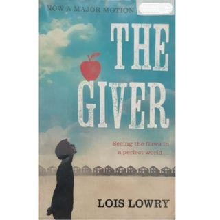 The Giver (Lit book)