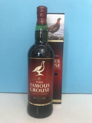 Famous Grouse 18 Whisky 威雀18年蘇格蘭威士忌