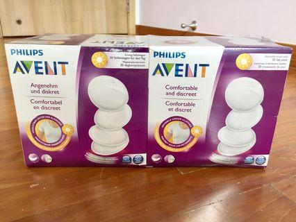 🚚 Avent Breast Pads