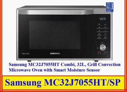 🚚 Samsung 32L Grill Convection Microwave Oven (BNIB)