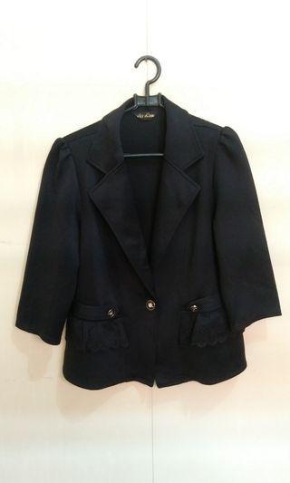 Black Blazer Premium #maudandan