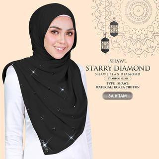 (INSTOCK) Starry Diamonds by Ariani Hijab