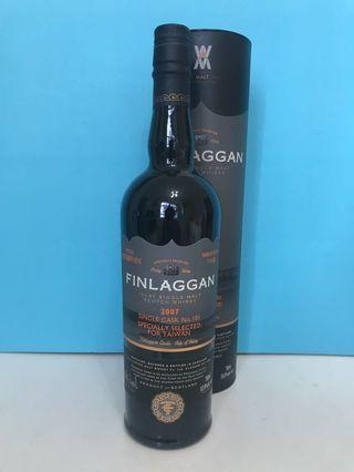 Finlaggan Islay Single Cask Whisky 艾雷島泥煤單桶威士忌