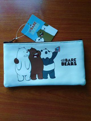 🚚 We Bare Bears pouch