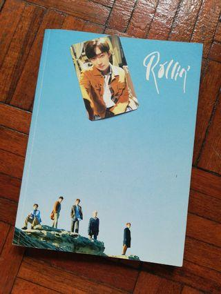 B1A4 - Rollin' (with Jinyoung PC)
