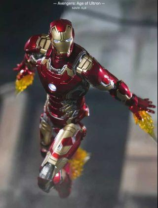 Iron Man mark 43 合金 最後6隻