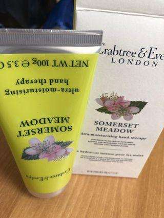 Crabtree & Evelyn Hans therapy 100g
