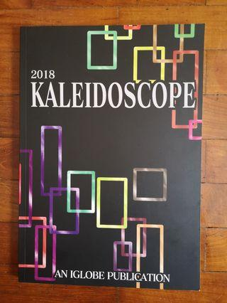 🚚 Brand new kaleidoscope 2018
