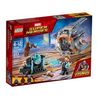 LEGO 76102 Thor's Weapon Quest