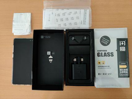 99.9%新Samsung Galaxy S10+ 8+512gb 陶瓷黑色 行貨全套 (s10 plus)