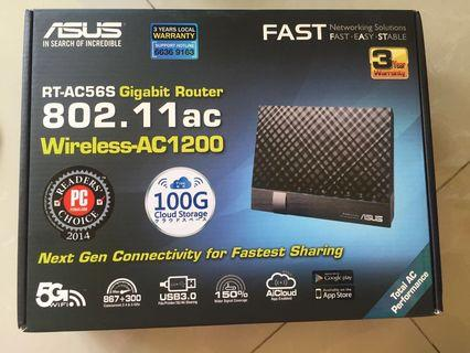 Asus RT-AC56S Gigabit Router