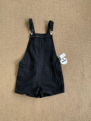 All About Eve denim overalls size 6