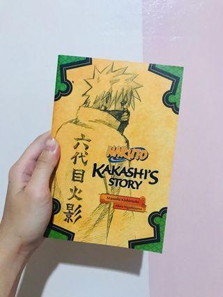 Naruto: Kakashi's Story Book
