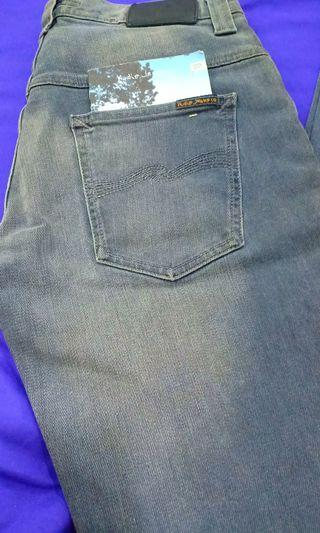 Nudie Jeans Men Size 30 Authentic