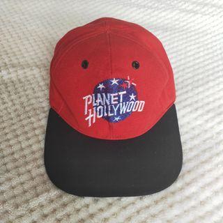 Vintage Planet Hollywood Cap