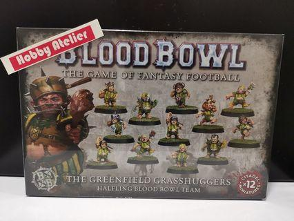 Blood Bowl The Greenfield Grasshuggers