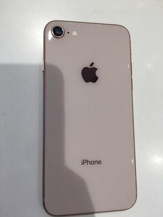 🚚 One year used iPhone 8 in perfect condition